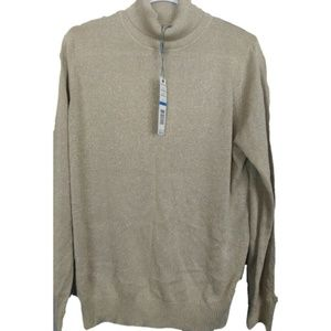 ⬇$30 NWT Joseph A. Shimmer XL Turtle Neck Sweater